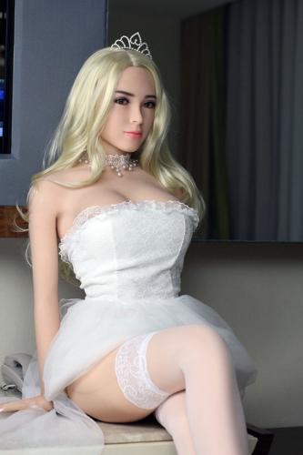 "Lebensechte Sexpuppe ""Evina"", 165 cm groß"