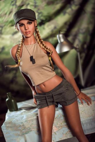 "TPE Doll ""Jennifer"", 165 cm groß"