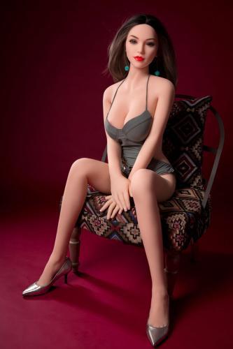 """Real Doll """"Megan"""", 156 cm groß"""