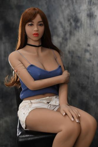 "Real Doll ""Mina"", 158 cm groß"