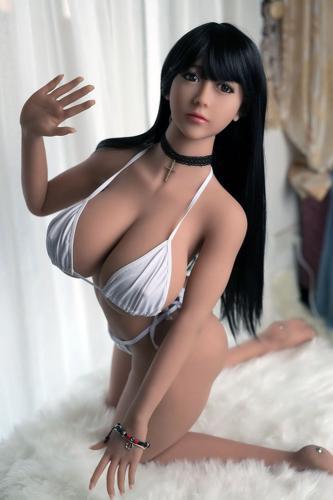 "realistische Sexpuppe ""Penelope"", 155 cm groß"