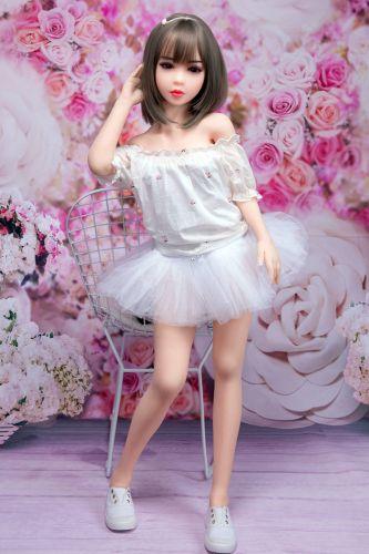 """Real Doll """"Elaine"""", 132 cm groß"""